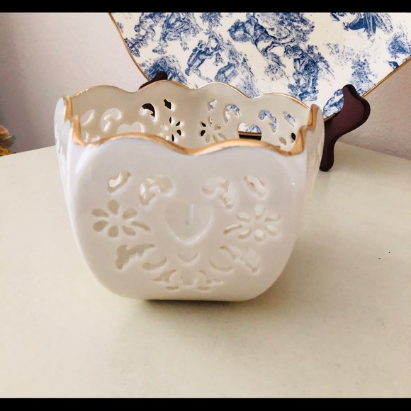 Lenox Other - Rare Lenox Candle Holder